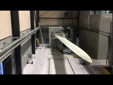 Site acceptance test in Large Scale Facility