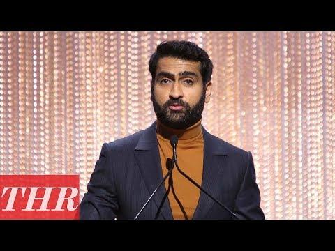 "Kumail Nanjiani Full Speech: ""Everyone Named Chris Has All the Power"" | Empowerment in Entertainment"