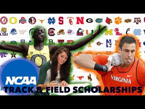How To Get A Track & Field Scholarship (Including Tips & Tricks)