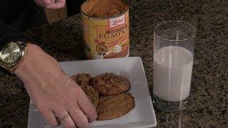 Delicious Pumpkin Cookies - Gluten & Dairy Free!