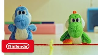 Poochy & Yoshi's Woolly World - On your mark… Get set…