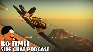 side chat podcast vought f4u corsair ep 56