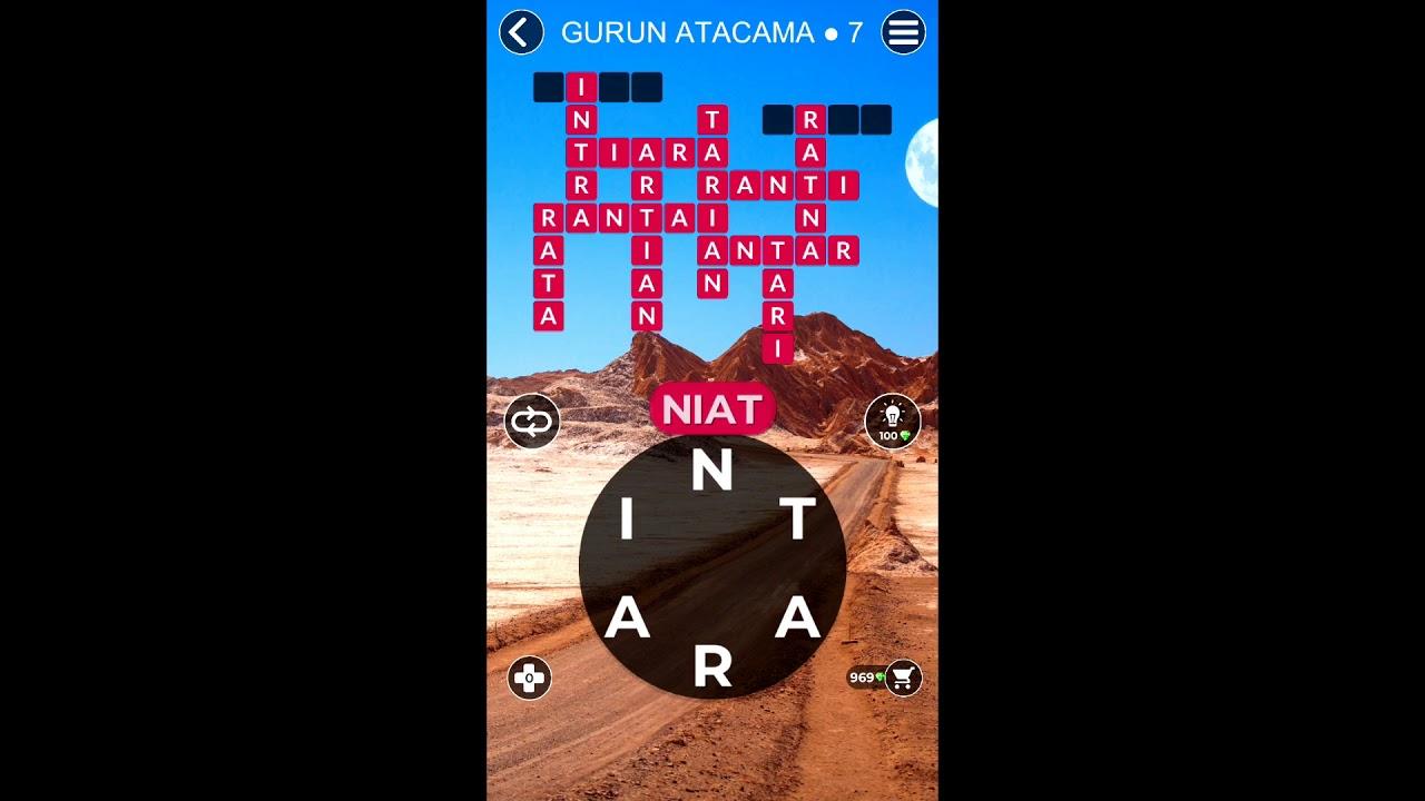 Kunci Jawaban Gurun Atacama Words Of Wonders By Cupuplayers