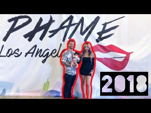 PHAMExpo 2018  Los Angeles Vlog