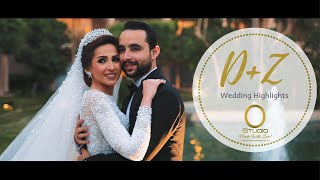Dina + Ziad Wedding Highlights