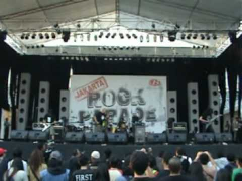 TENGKORAK live (JAKARTA ROCK PARADE]