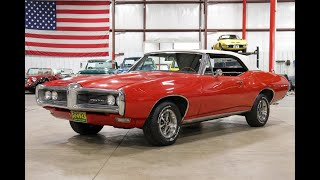 1968 Pontiac LeMans For Sale - Walk Around and Test Drive Video (44K Miles)