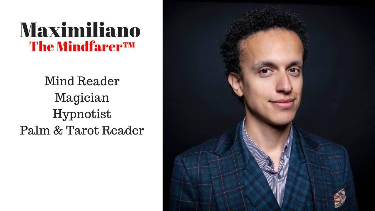 Maximiliano The Mindfarer - Teaser