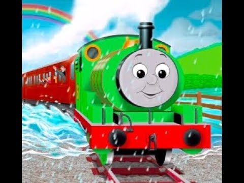Percy the Small Engine: My Thomas Library (Read by FluteGirl2406)