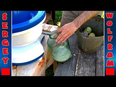 Соковыжималка нептун ведро яблок за 5 минут
