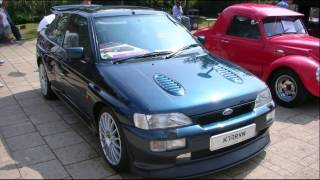 Ford escort mk 6 tuning cars