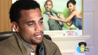 Michael Ealy - On Relationships, Acting and The 90-Day Rule (Think Like A Man In Theaters Now)