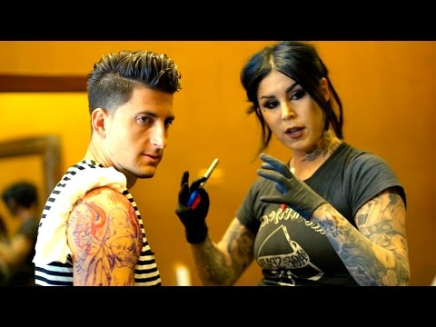 Thumbnail: GETTING A TATTOO FROM KAT VON D