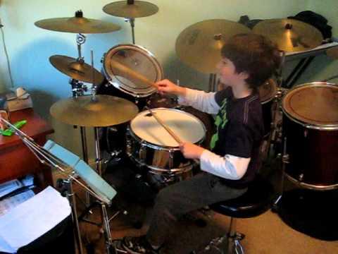 Daniel the Drummer2