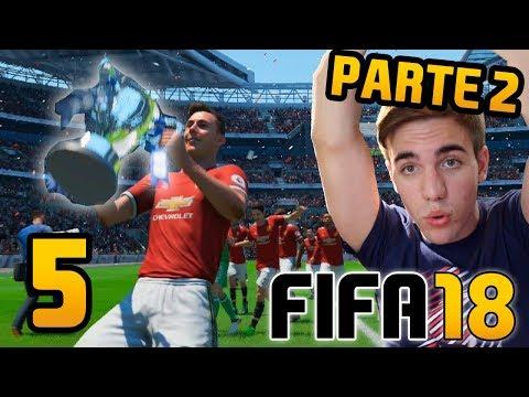 FIFA 18 El Trayecto CAPITULO 5 Parte 2 - ALEX HUNTER Gameplay Fran MG | Modo Historia COMPLETO