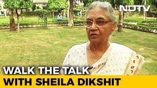 Video 'Rahul Gandhi Should Be More Accessible': Sheila Dikshit On Walk The Talk download MP3, 3GP, MP4, WEBM, AVI, FLV Agustus 2017