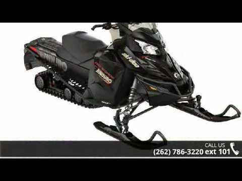 2017 Ski Doo Renegade Enduro 1200 4 Tec E S