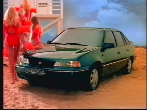 Daewoo Nexia ad 1995