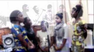 How Wonderful is Your Name Jesus/ We lift Your Name - Group Celeste.wmv