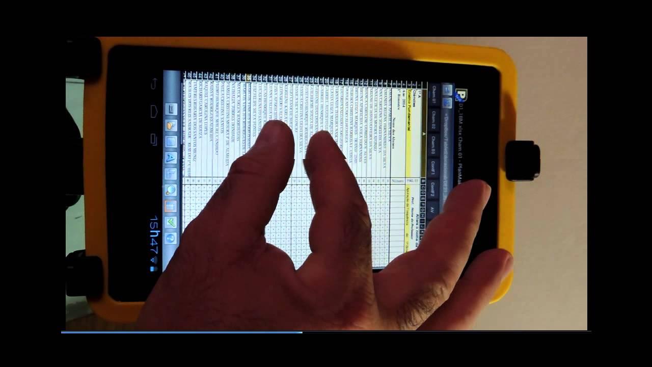 Download Diário para Tablet