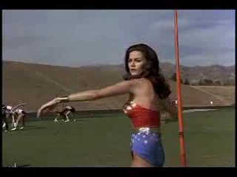 Image result for lynda carter wonder woman  you tube