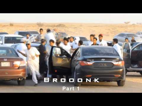 شيء ماشفتوه برونك ... Saudi arabia drift Brooonk !