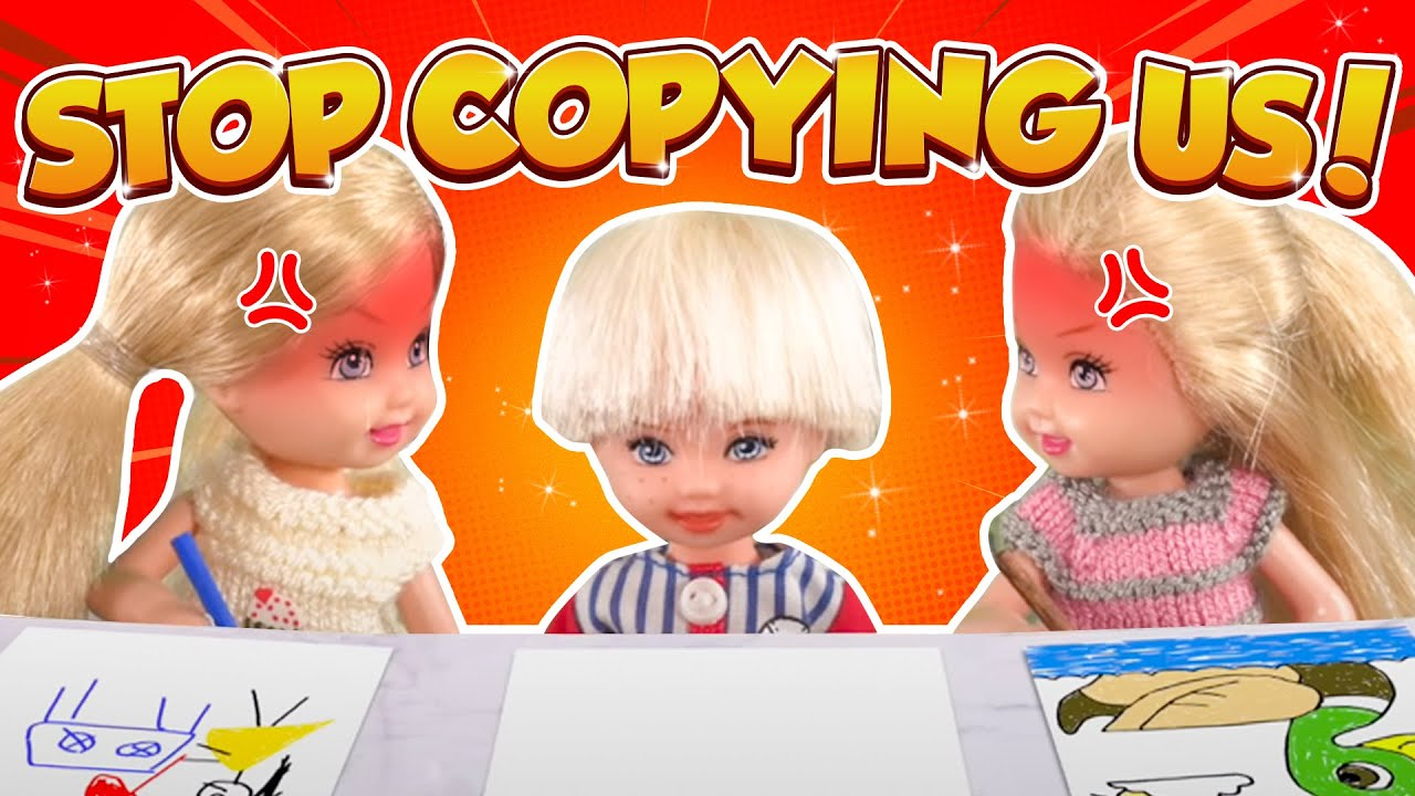 Download Barbie - Stop Copying Us!   Ep.303
