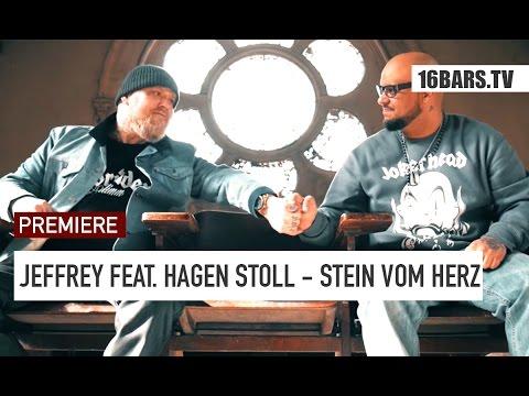 Jeffrey feat. Hagen Stoll (Haudegen) - Stein vom Herz   16BARS.TV PREMIERE