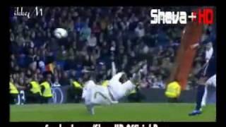 Cristiano Ronaldo Disallowed Bicycle Kick Goal (Real Madrid Vs Malaga ) 3-2