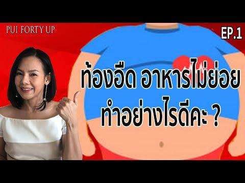 อึดอัดปวดท้อง ผายลมบ่อย เรอทั้งวัน | ท้องอืดอาหารไม่ย่อย โรคที่คนไทยเป็นถึง 25%ของประชากร EP.1