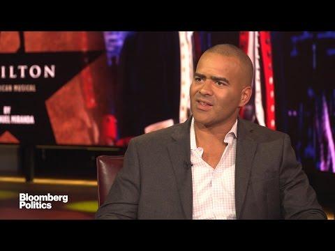 Chris Jackson: The Full 'Hamilton' Interview
