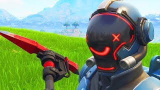 "NEW ""THE VISITOR"" Skin Gameplay - Blockbuster Challenge Unlocked"