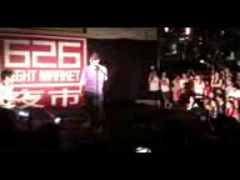Jason Chen at 626 Night Market