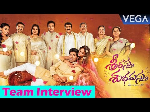 Srirastu Subhamastu Movie Team Interview || Allu Sirish, Lavanya Tripathi & Rao Ramesh