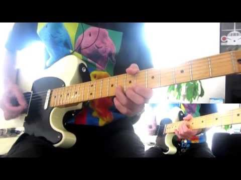 Your Visits Are Getting Shorter - Bloc Party (Guitar Cover)