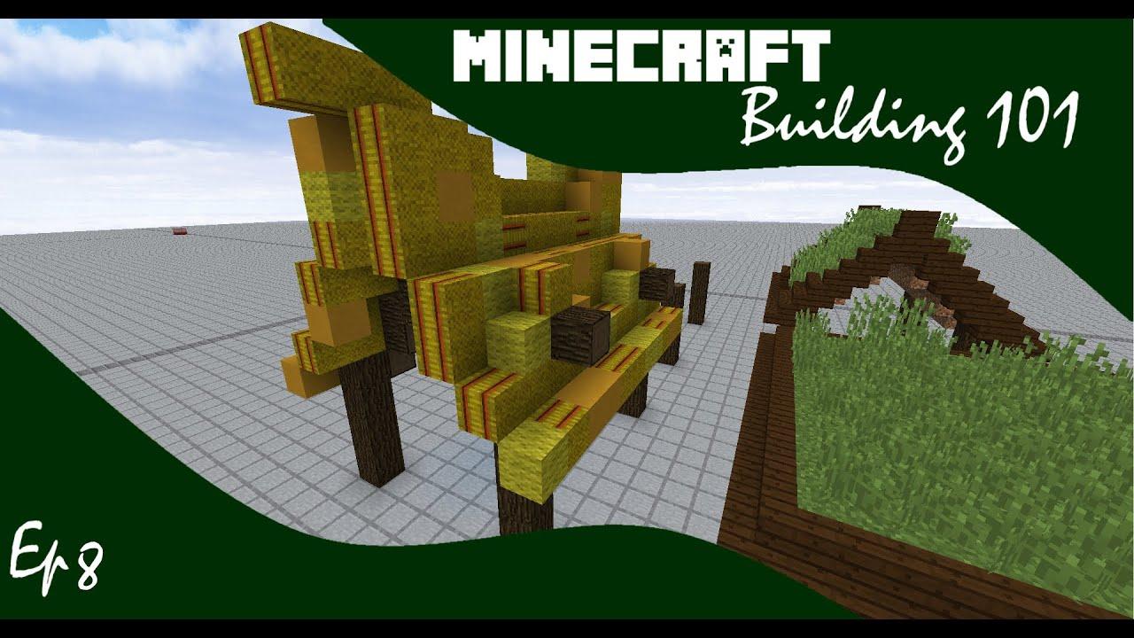 Minecraft Building 101 ep8