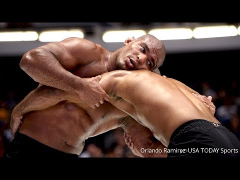 Mahamed Aly Vs Tim Spriggs - 2019 ADCC World Championships