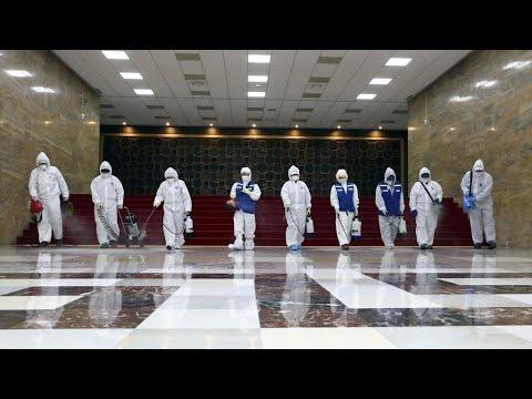Coronavirus: l'épidémie ralentit en Chine mais continue de se propager dans le monde
