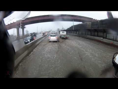 Novosibirsk pasado por Agua
