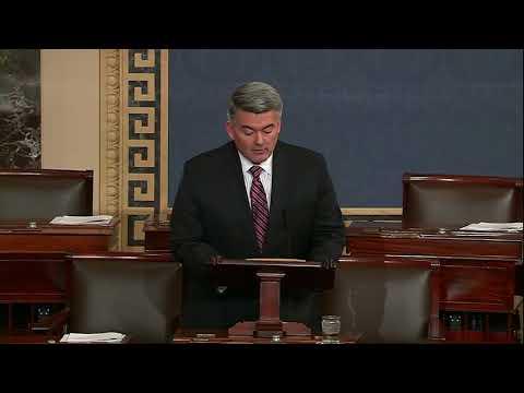 Gardner Defends States' Rights on Senate Floor