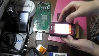 видео Сброс на заводские настройки Samsung gt-s5230(How to master reset Samsung S5230)