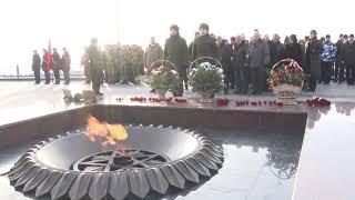 В Ульяновске вспоминают траурно-праздничную дату в истории Великой Отечественной войны