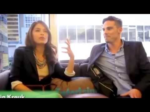 Kristin Kreuk and Jay Ryan  Krisjay 2