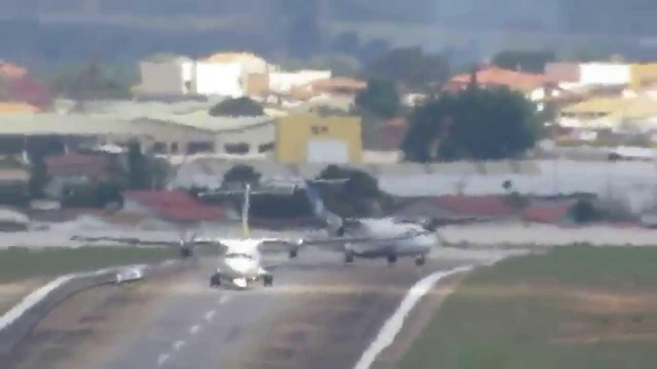 Aeroporto De Vitoria : Operações de pousos e decolagens no aeroporto vitória