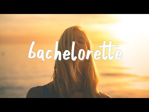 Ashe - Bachelorette (Lyric Video)