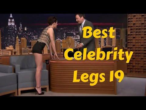 Best Celebrity Legs 19 - Anna Kendrick, Malin Akerman, Gwen Stefani, Kristen Stewart and others