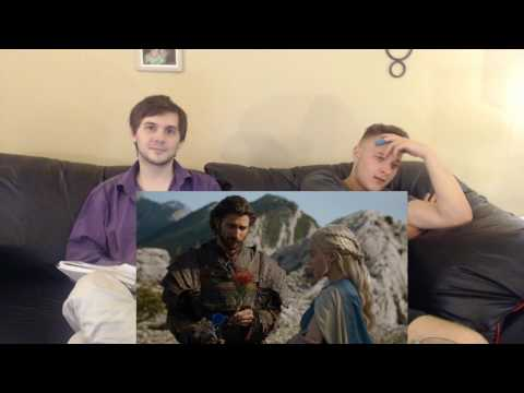 "Game of Thrones Reaction Season 4 Episode 1 ""Two Swords"" S04 E01"