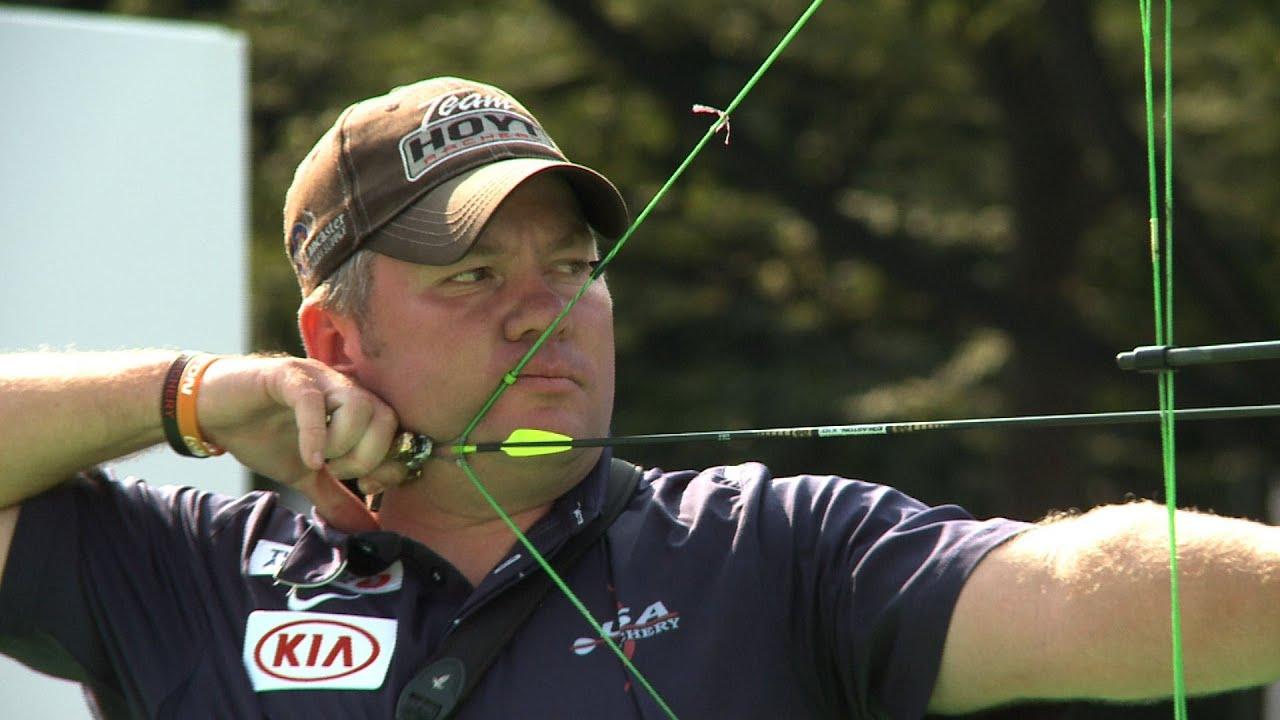 Archery Wallpaper Hd Reo Wilde V Peter Elzinga Compound Men Semifinal Tokyo