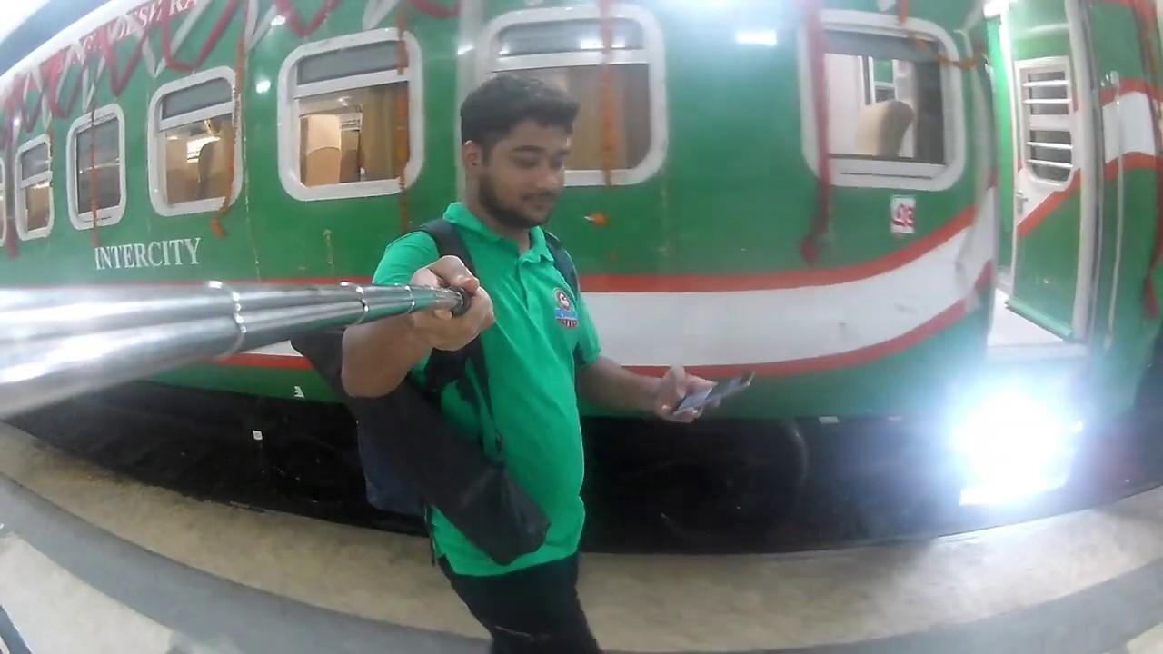 পঞ্চগড় এক্সপ্রেসের প্রথম জার্নি || Journey By Panchagarh Express  First day Dhaka To Panchagarh