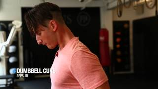 Six Move Fat Burner Workout with Mike Simone